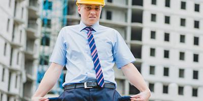 Банкротство строителей и застройщиков